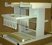 intelligent paper stacker iPS 40xx